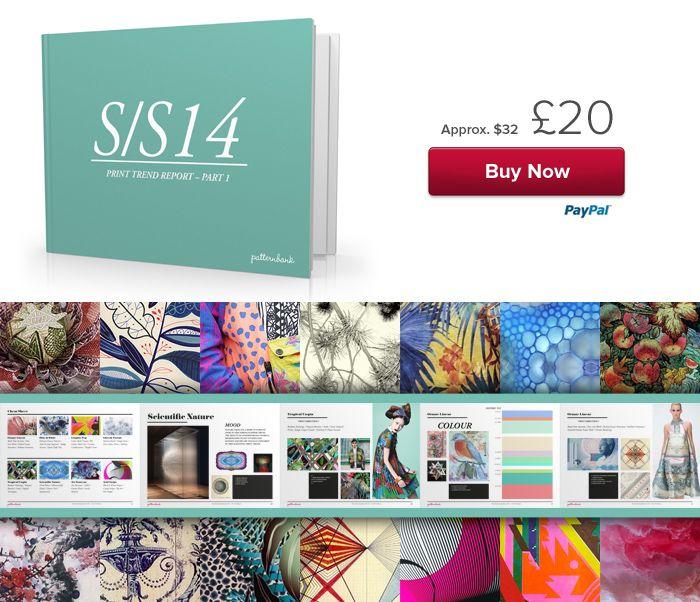 103 best ss14 trend colour images on pinterest color palettes