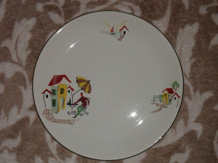 Alfred Meakin Dinnerware Patterns & The China Pattern Is Called