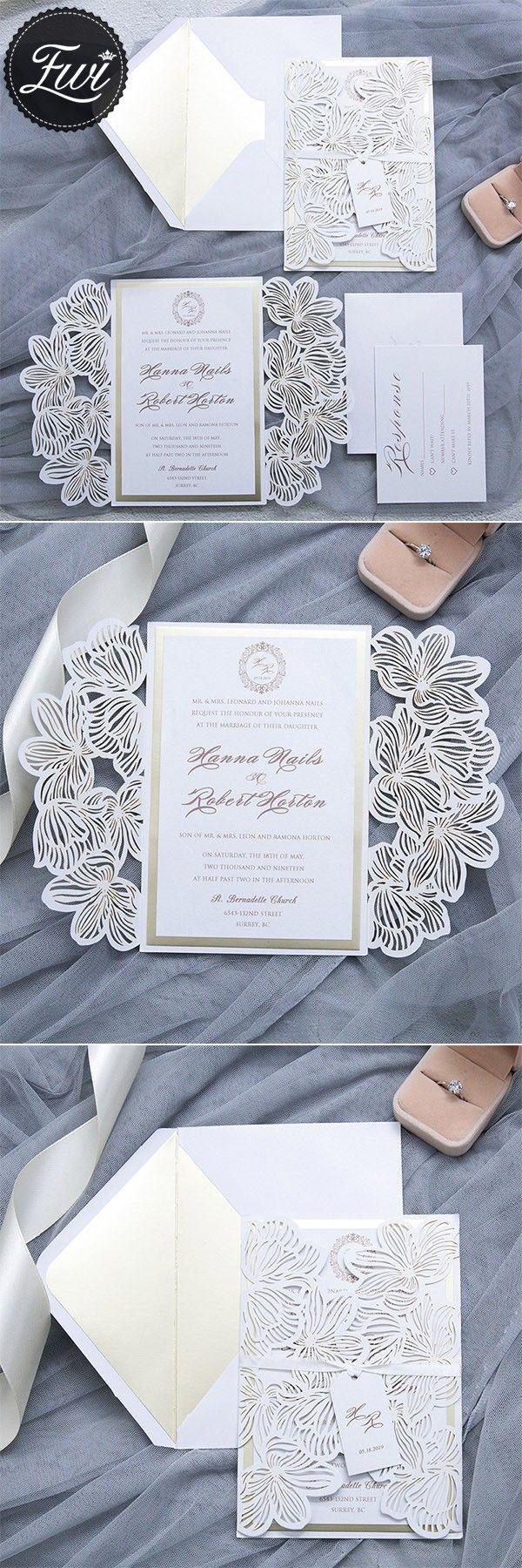 Best 200+ Wedding Invitations images on Pinterest