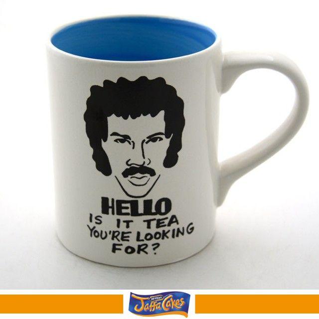 Lionel Richtea Mug