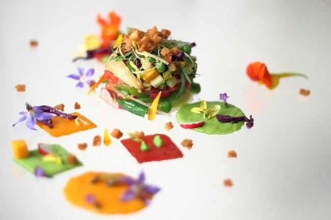 La Scuola di Cucina Amaltea by Luca Marchini per Florarte 2012