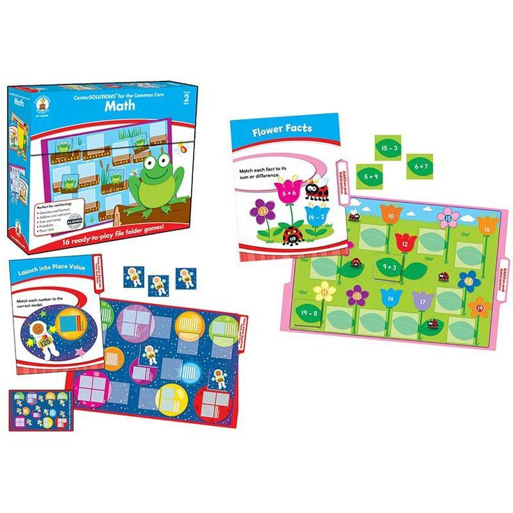 Math Game Gr 2