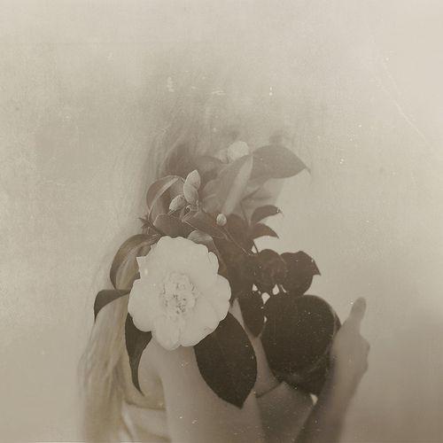 #flower #bloom #girl