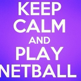 Netball forever :) #supporteverymove