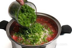 How to Make Homemade Canned Salsa - How To Cooking Tips - RecipeTips.com