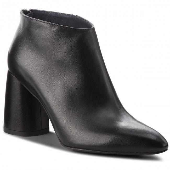 Botki Gino Rossi Harumi Dbi087 Bk7 0388 9900 0 99 Boots Heeled Mules Heels