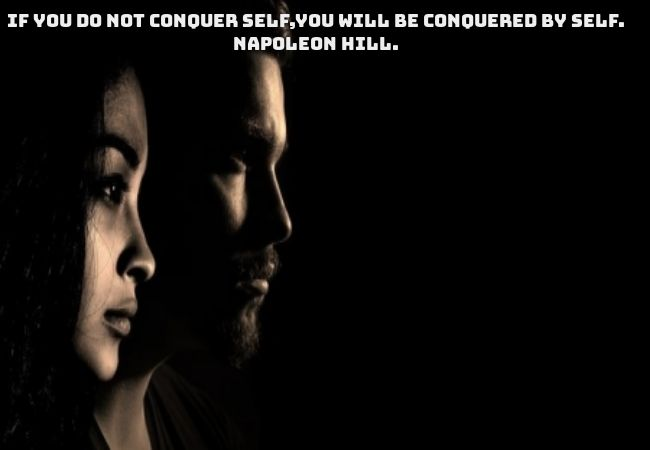 Conquer self. - Important that you conquer the self. http://jvz9.com/c/228901/251043