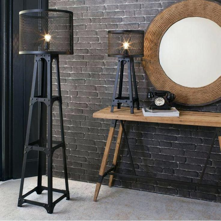 Lampadaire Salon Industriel Lampadaire Industriel Vintage En 20 Idaces De Dacco Dintacrieur Lampe Salon Indust Lampadas Industriais Luminaria De Chao Luminaria