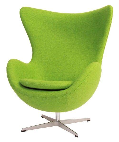 Anne Jacobson Egg Chair