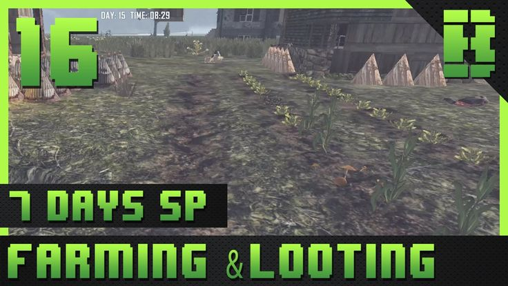 #7DaysToDie #7dtd #SurvivalGame #7DaysToDieGameplay #Gameplay #VideoGame #Beardedbob  This 7 days to die game single player solo gameplay in 1080p & 1440p is my seasons Alpha 15 gameplay showing my base and its layout with defenses farming and crafting tables with forges. The key is to live in the POI prison but keep it as standard as possible or as much as in RL you could convert it. The map is the random generation / random gen one and not navesgane.  seven days to die game   7daystodie…