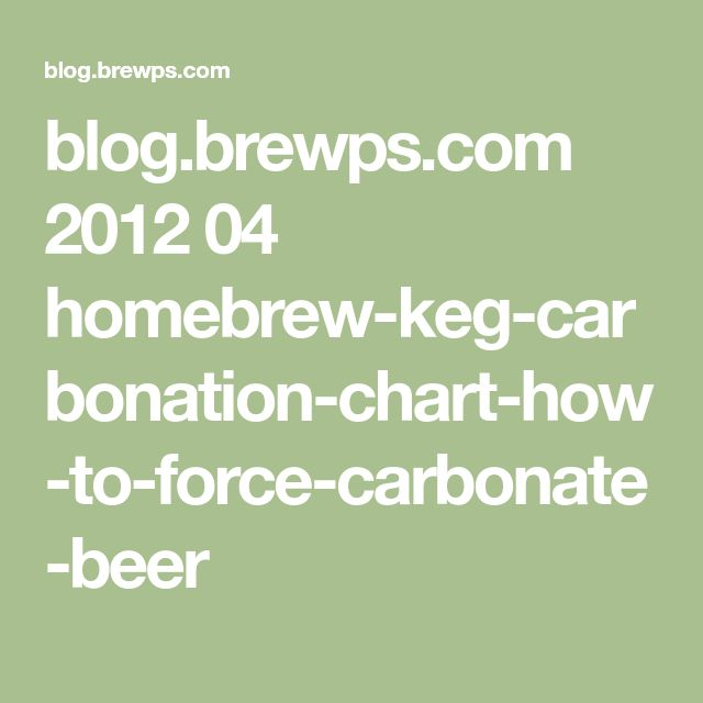 blog.brewps.com 2012 04 homebrew-keg-carbonation-chart-how-to-force-carbonate-beer