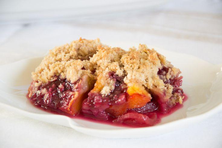 Fruit-and-Berry-Crisp