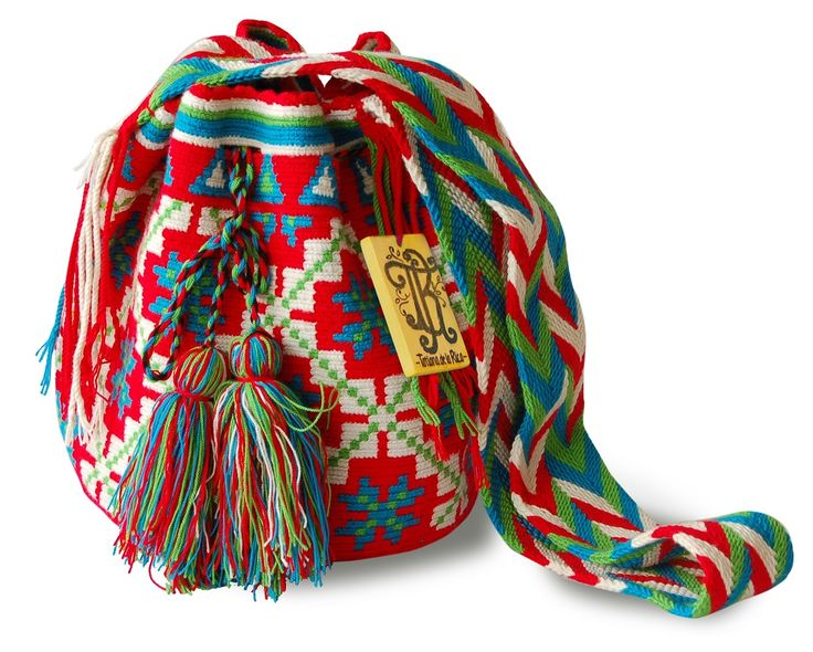 Exclusive Wayuu bag