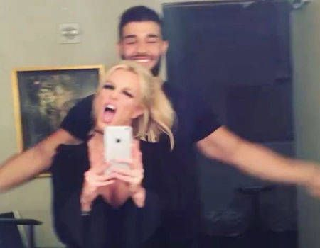 Britney Spears Goofs Around With Her ''Love'' Sam Asghari Backstage http://www.eonline.com/news/876149/britney-spears-goofs-around-with-her-love-sam-asghari-backstage-at-her-concert?utm_campaign=crowdfire&utm_content=crowdfire&utm_medium=social&utm_source=pinterest BRITNEY SPEARS CONCERT TICKETS - https://www.ticketlisters.com/Britney-Spears
