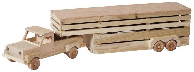 Best 25+ Wooden toy trucks ideas on Pinterest Toy trucks