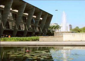 Españoles en Rio: Museo de Arte Moderno