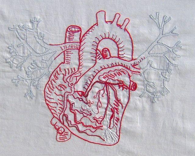 Anatomically Correct Human Heart By NIku Arbabi