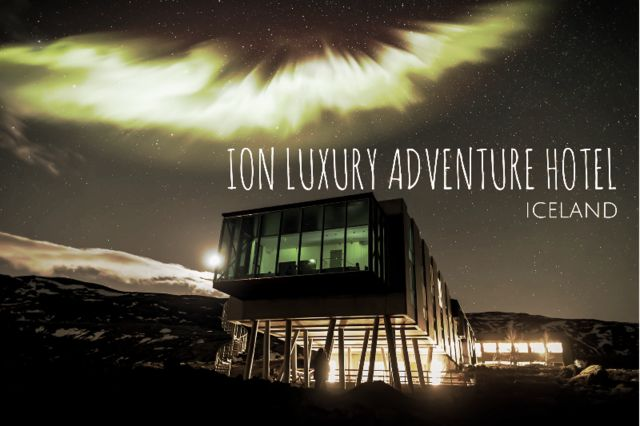 Bucket list: stay at this hotel and see the Northern Lights