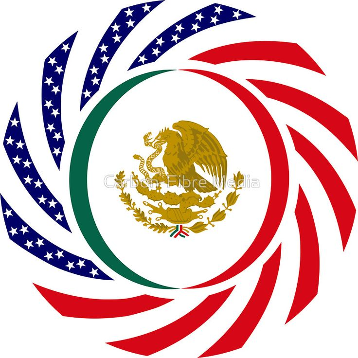 mexican american flag tattoos