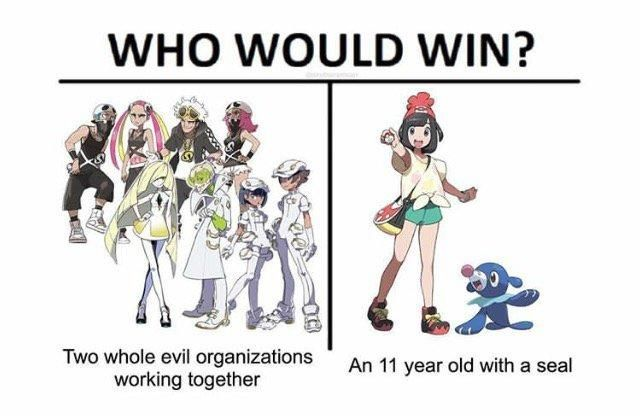 Pokémon Sun and Moon: Trending Images Gallery | Know Your Meme #pokemonjokes
