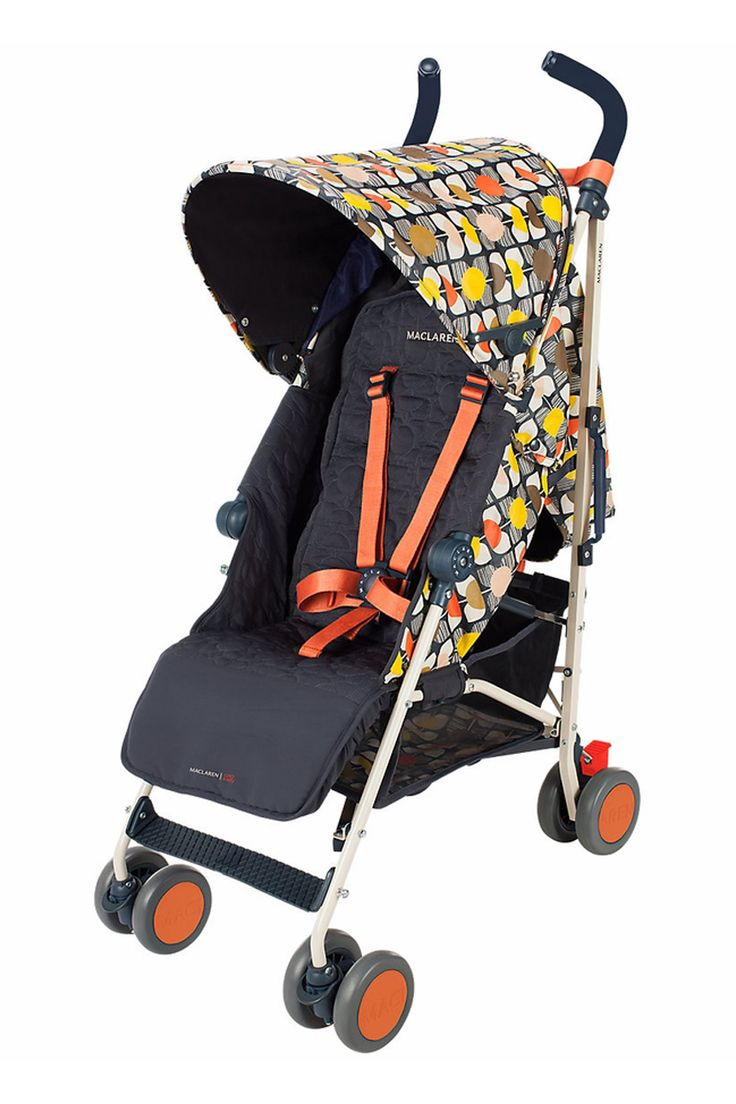 Win this Maclaren Orla Kiely Buggy on wellroundedny.com.