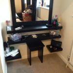 : diy vanity table cheap