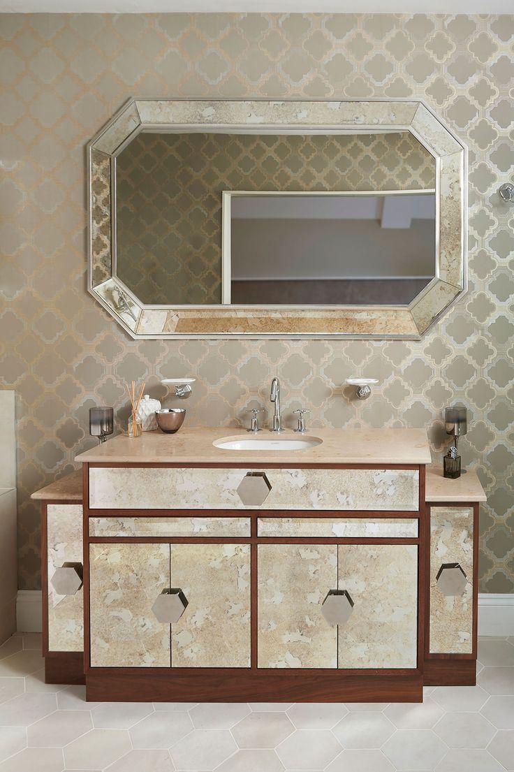 Justin Van Breda at our Waterloo showroom #bathroomfurniture #bathrooms #bathroomshowroms
