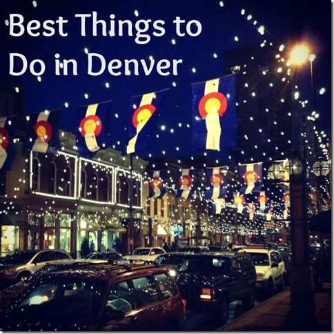 Looking for the best activities in Denver? Here's a list of local favorites, including quite a few that are FREE! JustAColoradoGal.com