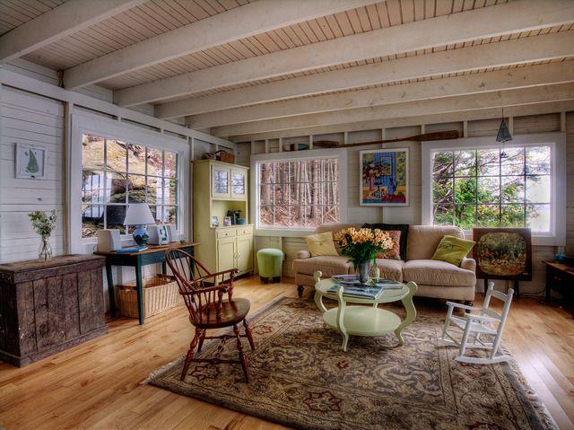 Pictures cottage interiors joy studio design gallery for Maine cottage plans