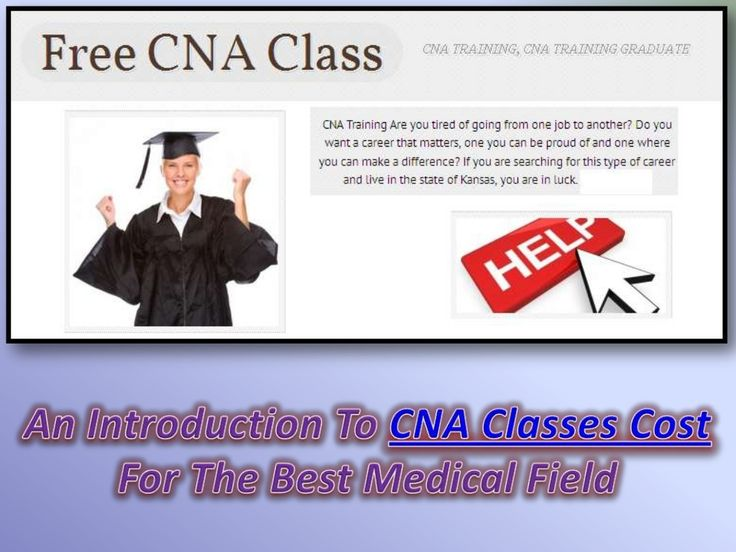 21 best CNA images on Pinterest Certified nurse, Med school and