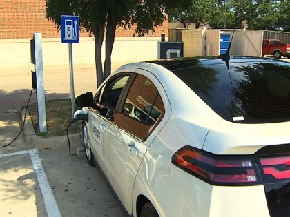 Electric Car Charger Kroger Installing Electric Car Charging Stations
