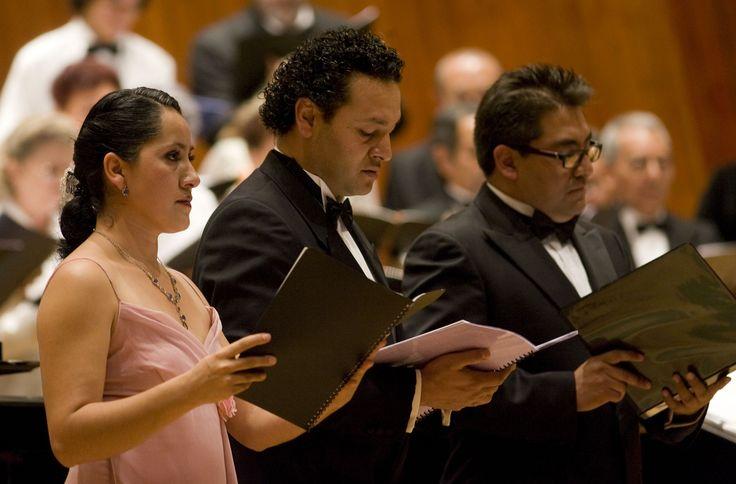 Viernes, 6 de Septiembre 2013. Concierto conmemorativo a las 25 años de los Coros Juveniles de la Ciudad de México celebrado en la Sala Silvestre Revueltas del Centro Cultural Ollin Yoliztli.  Foto: Antonio Nava/Secretaria de Cultura