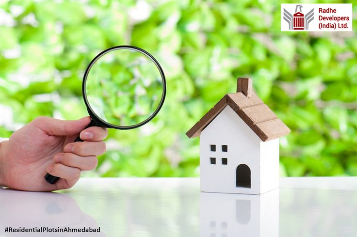 Investing in #Land allows you to distribute your costs over time. You always have the option to buy a land when you have the funds and build a house later when you accumulate the money for construction. #RadheSerene #ResidentialPlotsinAhmedabad #RadheDevelopers Visit: http://www.radhedevelopers.com/projects/radhe-serene/