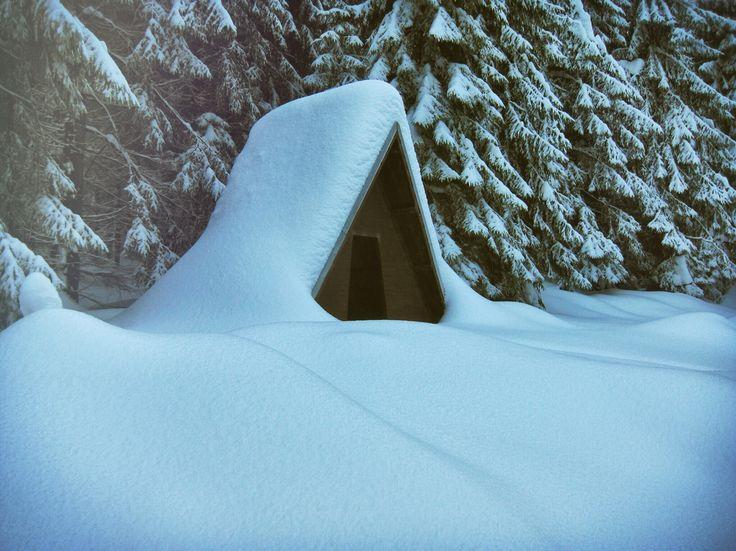 Winter Erzgebirge