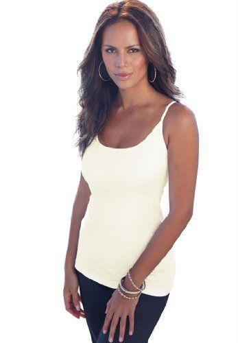 Roamans Plus Size Bra camisole $12.99