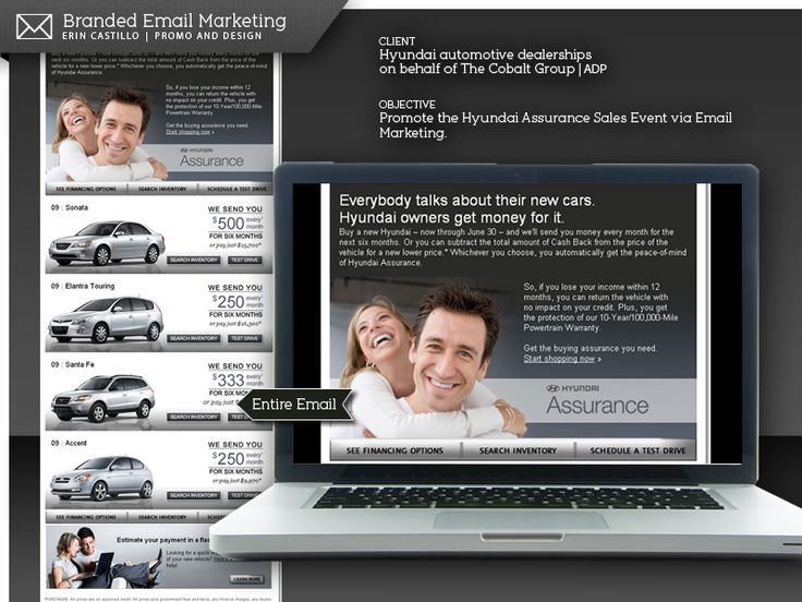 Automobile Mail: 13 Best Automotive Email Marketing Images On Pinterest