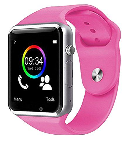 #Life #Like #Smart #Watch Pink #Color