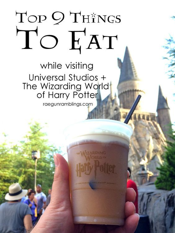 """Universal is packed with """"must eats""""!  Yum!  #wwohp #universalorlando Let us help you plan a trip to Universal!  Request a quote http://destinationsinflorida.com/pinterest"""