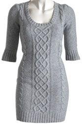 modele gratuit tricot robe pull femme