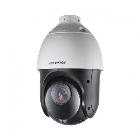 """Профессиональная наружная PTZ камера для системы видеонаблюдения. Технологии: HD-TVI, аналоговая. Матрица: 1/2,8"""" CMOS IS. Разрешение: 1920x1080 пикс. (HD-TVI), 1000 ТВЛ (аналог). Фокусное расстояние: 4-92 мм (угол обзора - 49°~2,2°). Дальность ИК подсветки: до 100 метров. Память позиций: 256 координат. Зон патрулирования: 8 шт. Управление: BNC (HIKVISION-C, Pelco P/D). Молниезащита: 4000 В."""