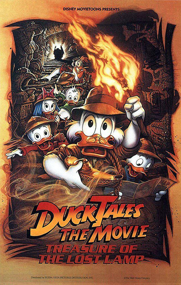 Assistir Duck Tales O Tesouro Da Lampada Perdida Dublado Online