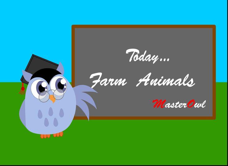 MasterOwl and the Tangram - Farm Animals (Episode 01)