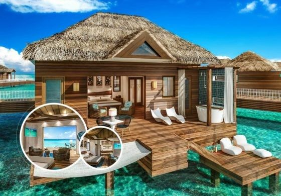 SANDALS RESORTS ANNOUNCES NEW OVERWATER BUNGALOWS IN ST. LUCIA - St. Lucia Times News