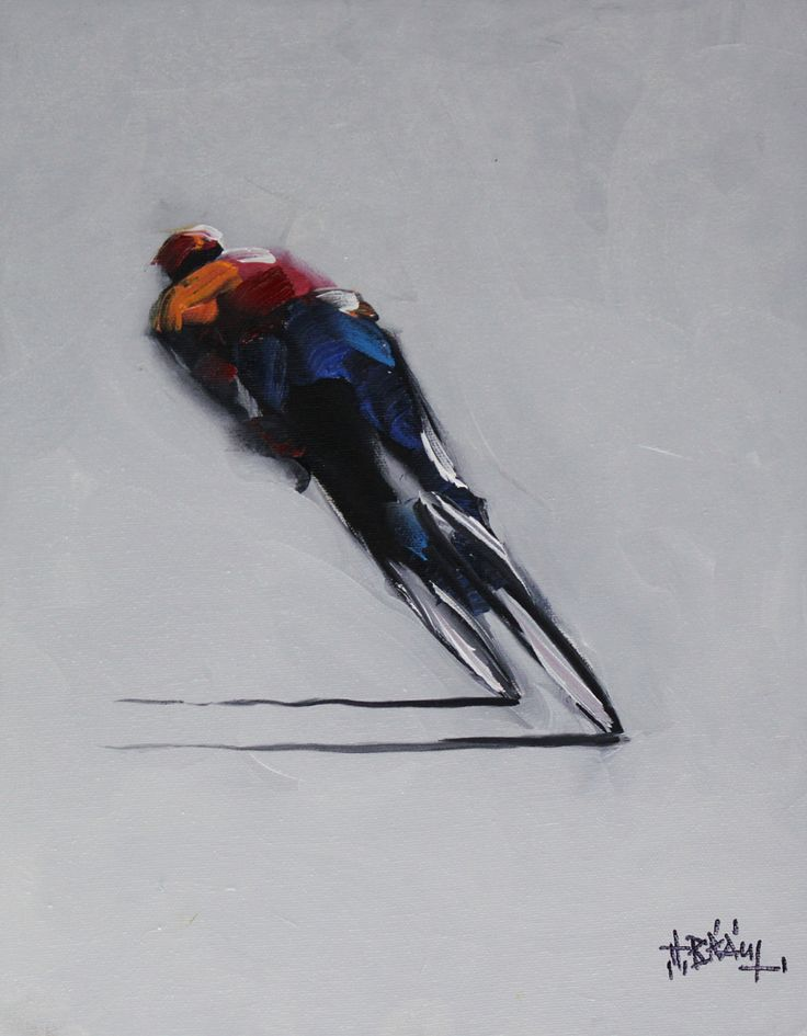 cycling art road bike