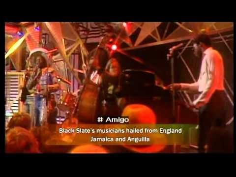 BLACK SLATE-AMIGO live 1980 {WITH SUBTITLES} - YouTube