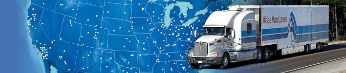 Long distance moving companies - Atlas