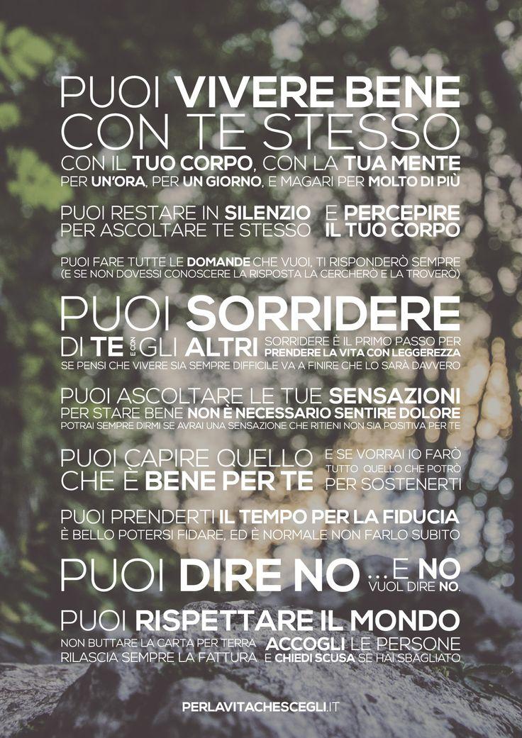 Il mio manifesto. By Eleonora Anzini