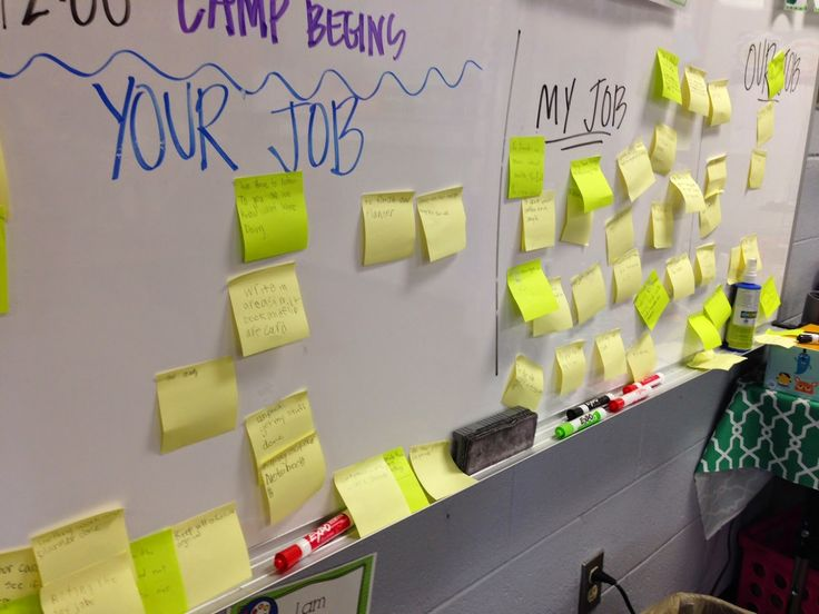 Life is Better Messy Anyway: Seeking Input [from students] for our Morning Procedure