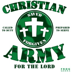 Image result for Christian army pictures