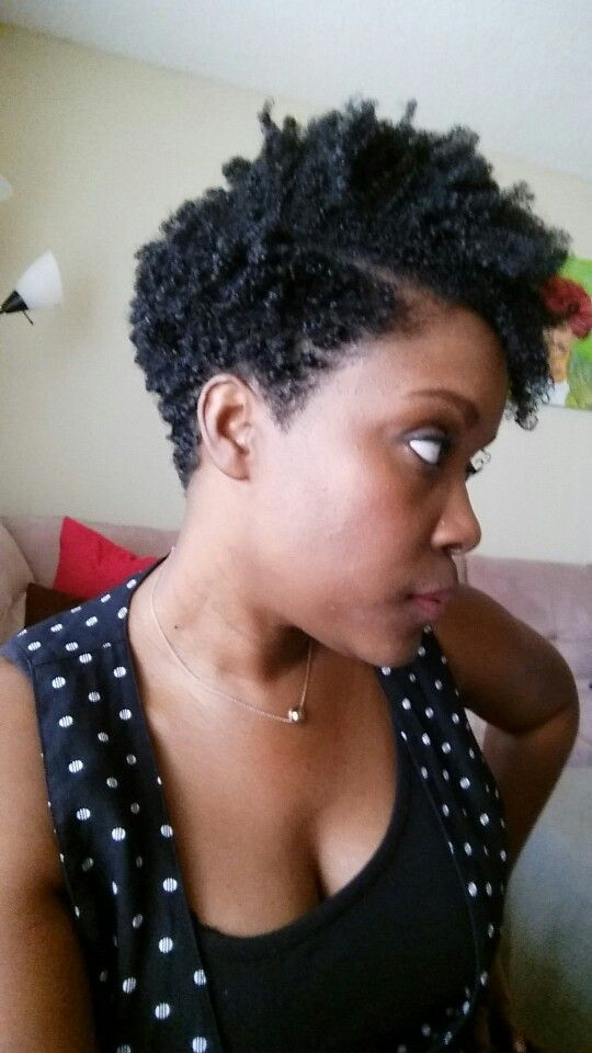 Phenomenal 1000 Images About Short Sassy Natural Styles On Pinterest Hairstyles For Women Draintrainus